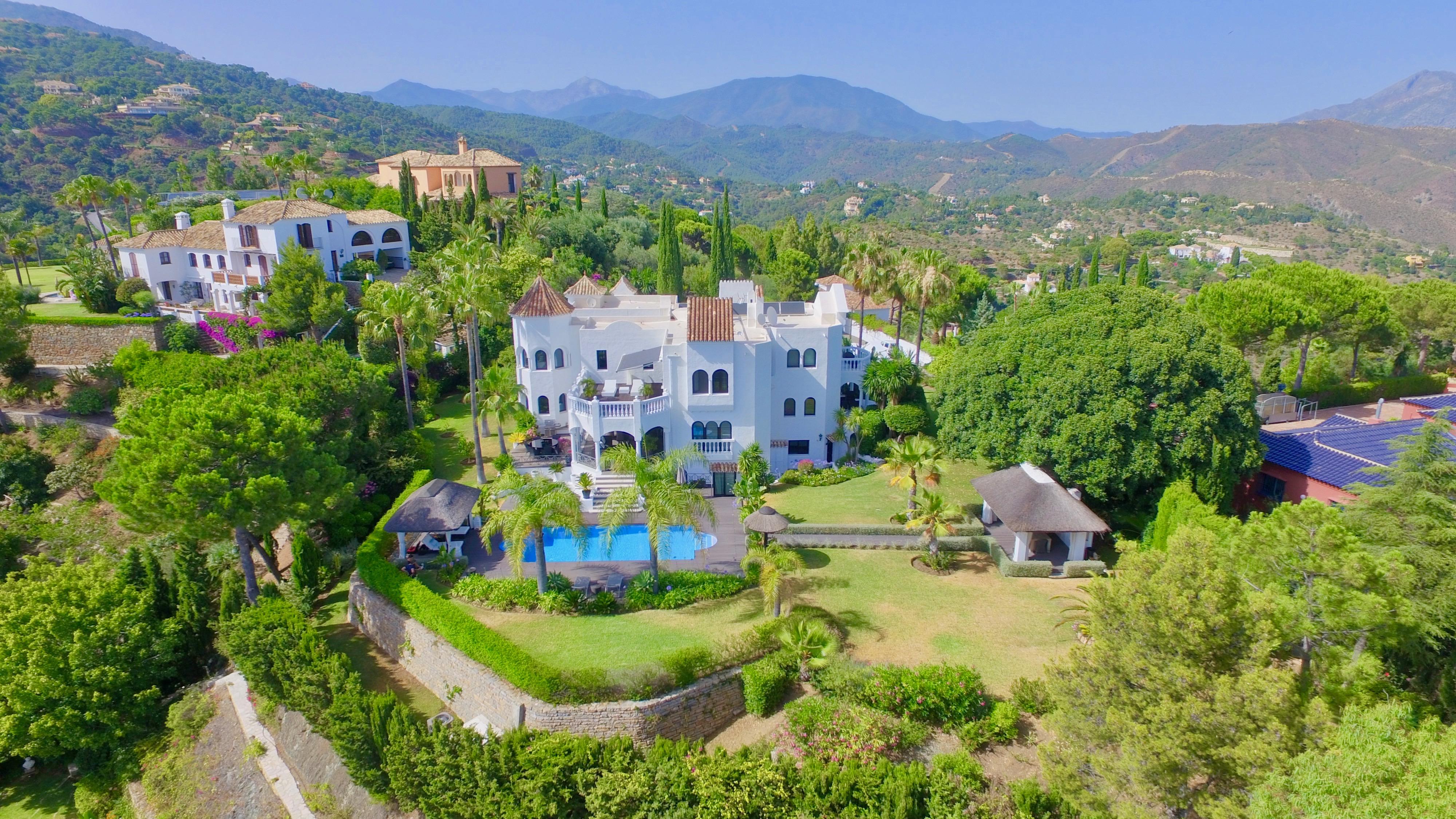 Das Leben in El Madroñal, Marbella