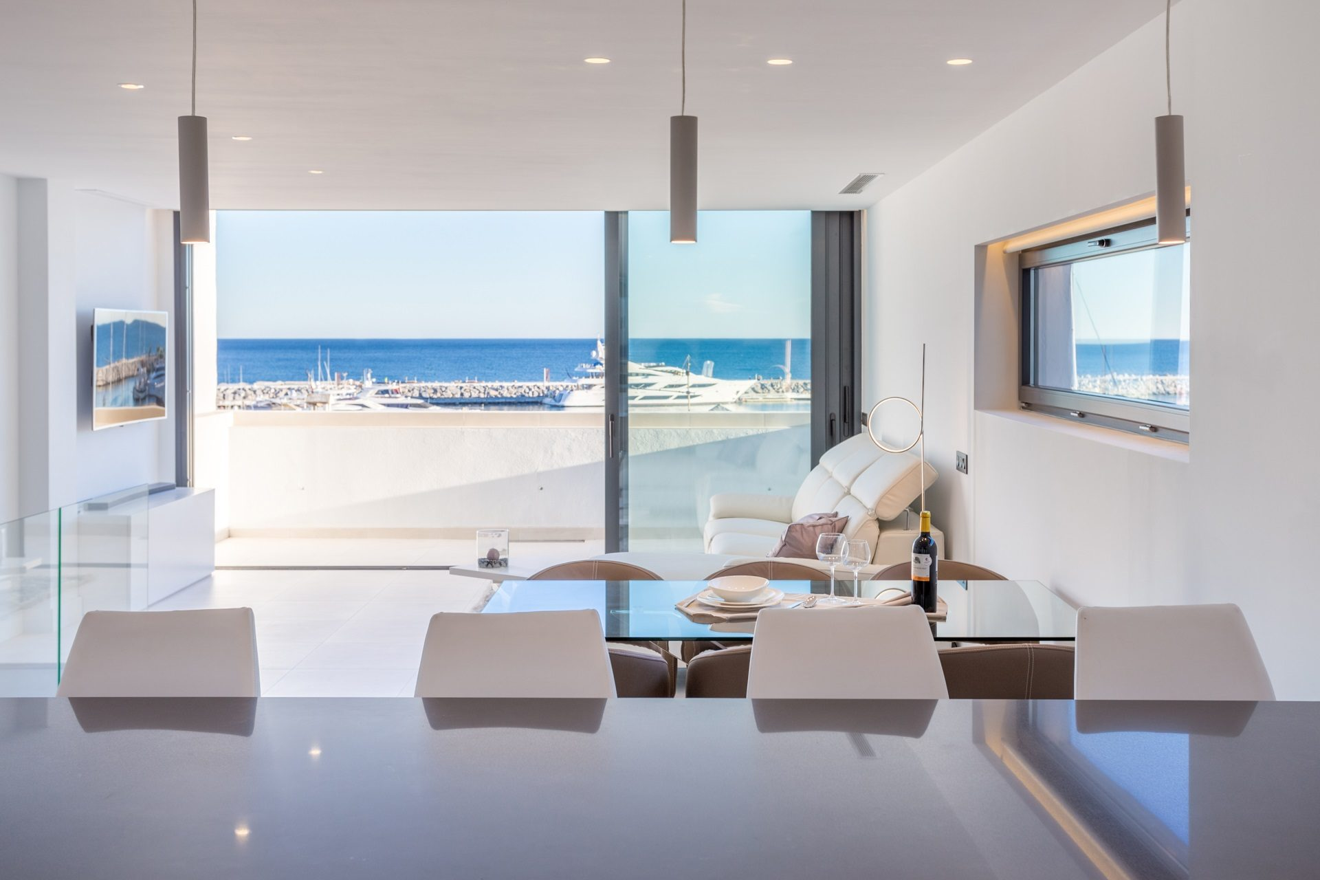 Luxury living in Puerto Banús