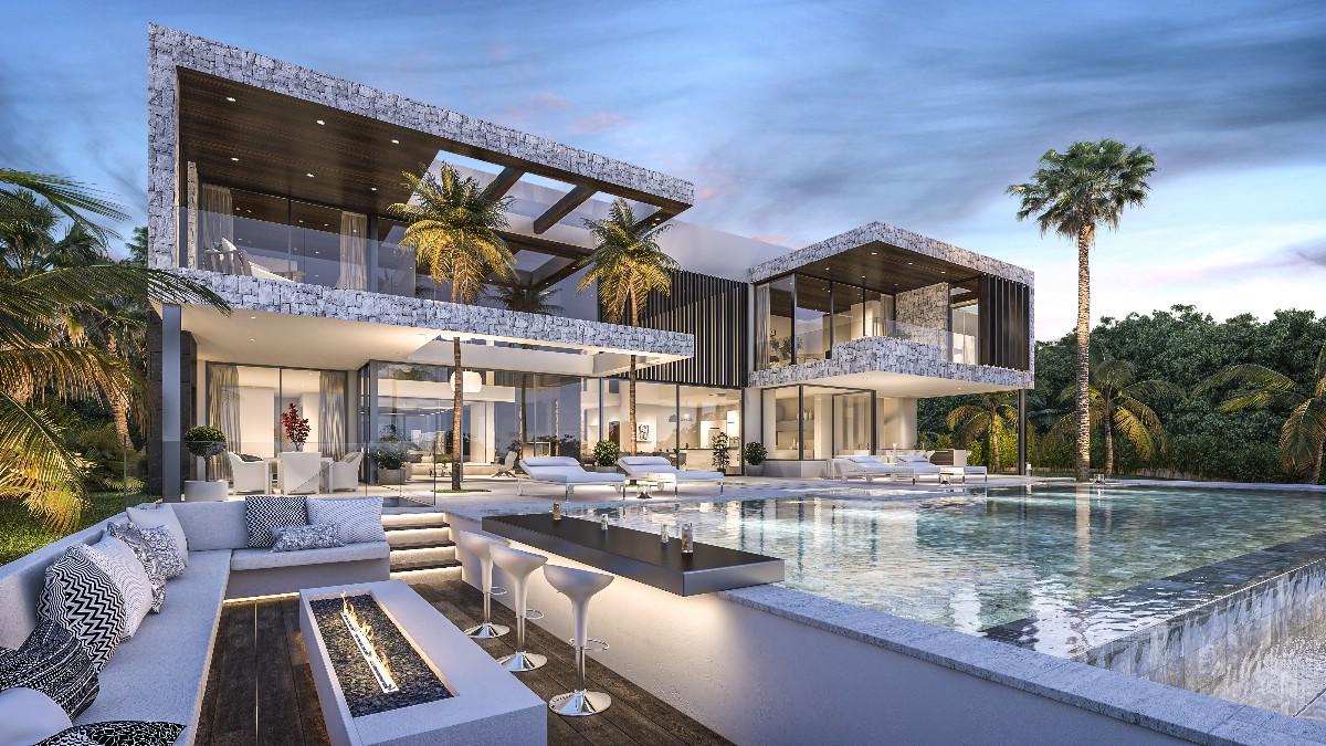 Neubau Villen In Marbella