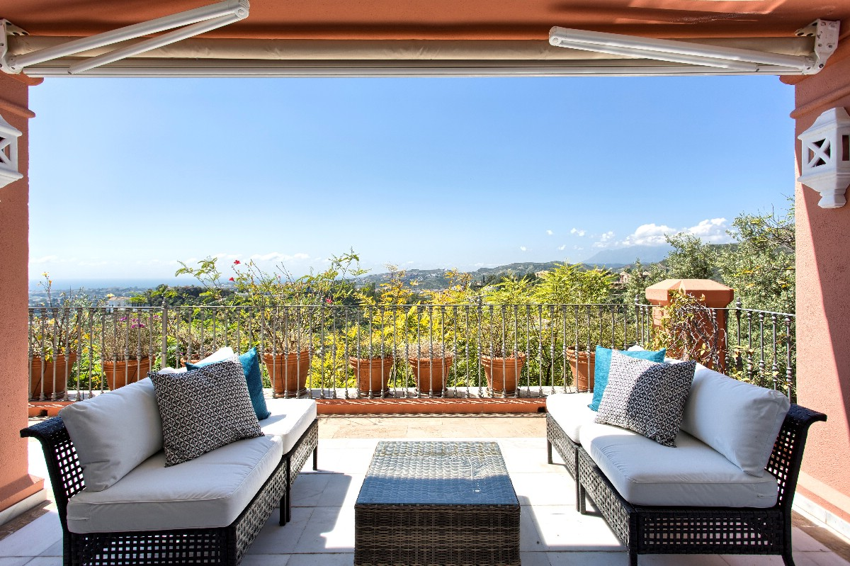 Monte Halcones for majestic Marbella living